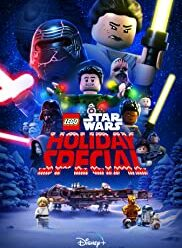 watch The Lego Star Wars Holiday Special (2020) free
