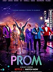 watch The Prom (2020) free