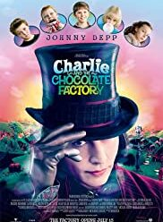 watch Charlie and the Chocolate Factory (2005) free