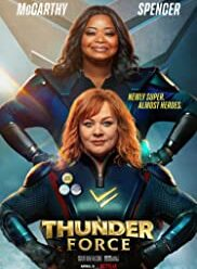 watch Thunder Force (2021)